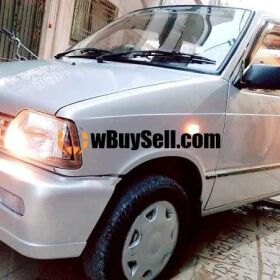 SUZUKI MEHRAN 2017 VXR FOR SALE