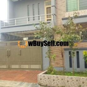 BRAND NEW ARCHITECTURAL DESIGN HOUSE FOR SALE IN PWD ISLAMABAD
