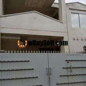 HOUSE FOR SALE IN SOAN GARDEN ISLAMABAD