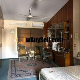 HOUSE FOR SALE AT MUSLIM HOUSING SOCIETY KARACHI