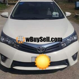 TOYOTA GLI 2015 AUTOMATIC FOR SALE