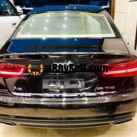 AUDI A6 2016 FOR SALE