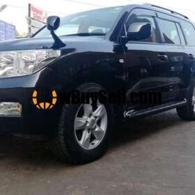 TOYOTA LAND CRUISER AXG 2008 FOR SALE