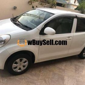 TOYOTA PASSO 2011 IMPOT AND REGISTERED 2015