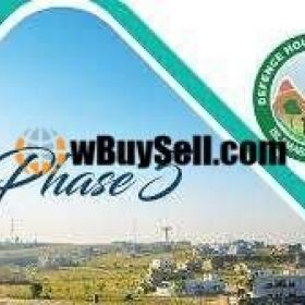 PLOT FOR SALE IN DHA PHASE 5 ISLAMABAD