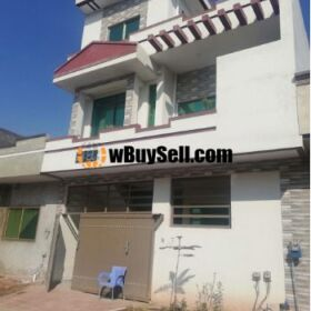 BRAND NEW HOUSE FOR SALE IN PARK ROAD ISLAMBAD