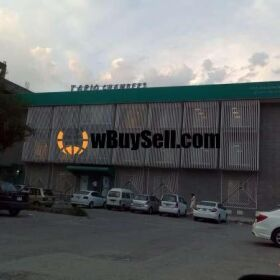 COMMERCIAL BUILDING FOR SALE AT MELODY MARKET G-6 MARKAZ ISLAMABAD