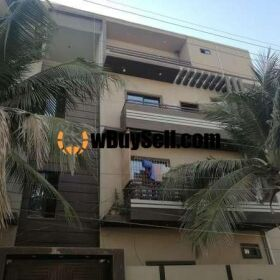 HOUSE FOR SALE IN KARACHI