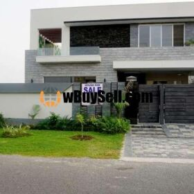 HOUSE FOR SALE AT DHA PHASE 6 LAHORE