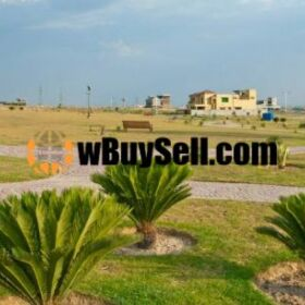 COMMERCIAL PLOT FOR SALE AT MULTI PROFESL COOP HOUSING SOCIETY E-11 ISLAMABAD