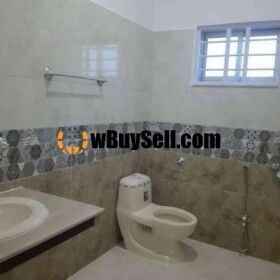 BRAND NEW HOUSE FOR SALE IN CBR TOWN ISLAMABAD