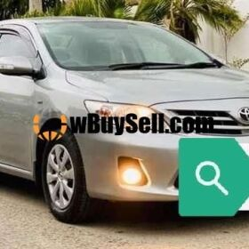 TOYOTA COROLLA XLI 2013 FOR SALE