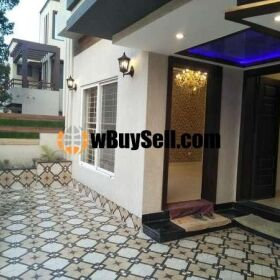 BRAND NEW HOUSE FOR SALAE IN BAHRIA TOWN LAHORE