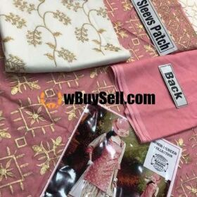 BRAND MARIA.B AVAILABLE IN LAWN FABRICS 2PC FOR SALE