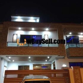 BRAND NEW HOUSE FOR SALE IN I-8/3 ISLAMABAD