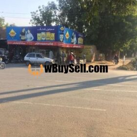 8 KANAL CORNER COMMERCIAL PLOT FOR SALE AT BAHAWALPUR