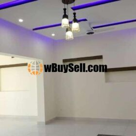BRAND NEW HOUSE FOR SALE AT SOWAN GARDEN ISLAMABAD