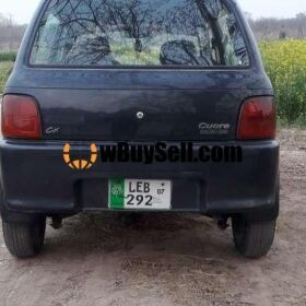 COURE 2006 MODEL FOR SALE