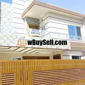ARCHITECT DESIGNED HOUSE FOR SALE AT MEDIA TOWN ISLAMABAD