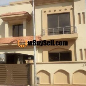 BRAND NEW HOUSE FOR SALE AT BAHRIA TOWN PHASE-8 RAWALPINDI
