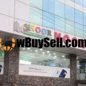 SHOP FOR SALE AT AL NOOR MOBILE MALL 6TH ROAD RAWALPINDI