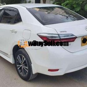 TOYOTA COROLLA 2018 MODEL AVAILABLE FOR SALE