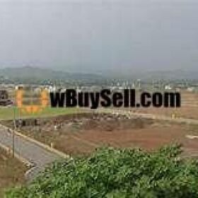 PLOT FOR SALE IN BAHRIA TOWN PHASE 8 RAWALPINDI
