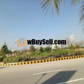 PETROL PUMP PLOT FOR SALE AT GULBERG GREEN ISLAMABAD