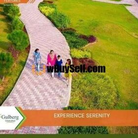 PLOTS FOR IN GULBERG GREEN HOUSES ISLAMABAD