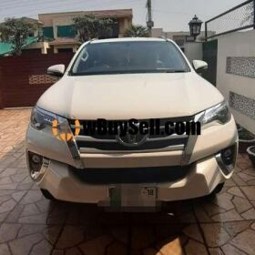 FOR SALE TOYOTA FORTUNER 2.8