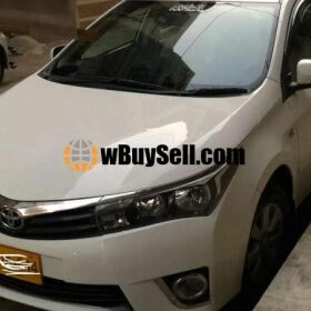 FOR SALE TOYOTA COROLLA ALTIS 1.6 2017
