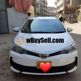 TOYOTA COROLA ALTIS 1.6 FOR SALE