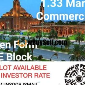 NEW HOT DEAL BAHRIA ORCHARD PHASE4 G5 BLOCK