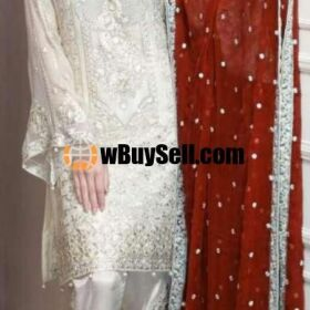 BRAND MARYUN N MARIA FULL SUIT ON CHIFFON FOR SALE