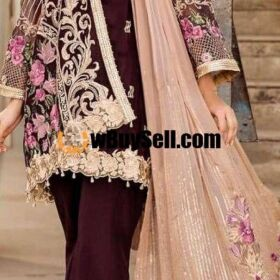BRAND: SERENE PREMIUM CHIFFON EID COLLECTION FOR SALE