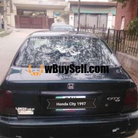HONDA CITY CAR FOR SALE