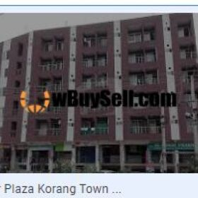COMMERCIAL SHOPS FOR SALE KORANG TOWN ISLAMABAD