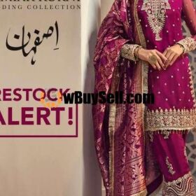 ANAYA BY KIRAN CHAUDHRY VERY BEAUTIFUL WEDDING COLLECTION HIT DZN IN CATALOGS