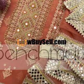 LADIES DESIGNER DRESS FOR SALE STICH SOT