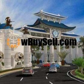 PLOTS FOR SALE AT BLUE WORLD CITY OVERSEAS ISLAMABAD