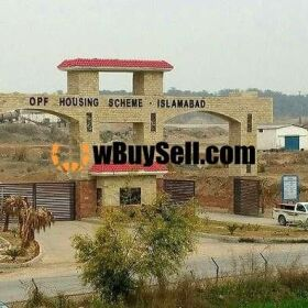 PLOT FOR SALE OPF VALLEY ZONE V ISLAMABAD