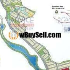 COMMERCIAL LAND FOR SALE AT DHA VILLAS ISLAMABAD