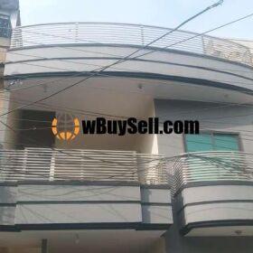 HOUSE FOR SALE HAYATABAD PESHAWAR