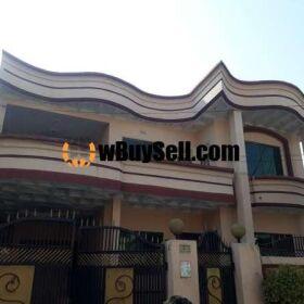 HOUSE FOR RENT AT ACHS GULZAR E QUAID RAWALPINDI