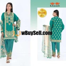 KEYSARIA ROYAL SOIRÉE DUPPATA FOR SALE