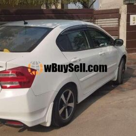 HONDA CITY 2017 FOR SALE