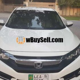 HONDA CIVIC 2018 FOR SALE