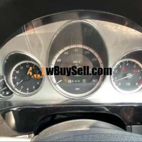 MERCEDES E200 2011 FOR SALE