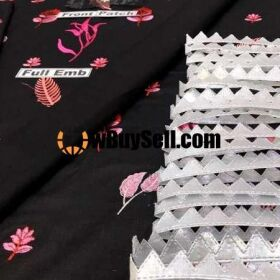 KROSS CULTURE VOL'20 AVAILABLE IN LAWN FABRICS 3PC