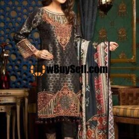SUMMER COLLECTION 2020 AVAILABLE IN LAWN FABRICS 3PC